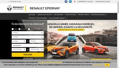 Site internet de Automotor