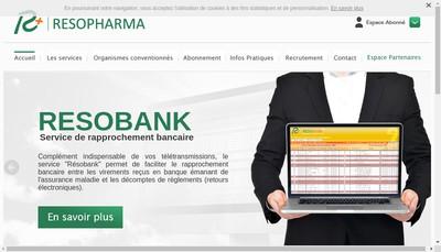 Site internet de R+