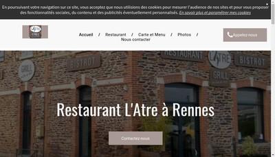 Site internet de L'Atre de Sainte Foix