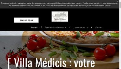 Site internet de Villa Medicis