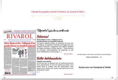 Site internet de Editions des Tuileries