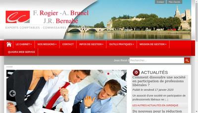 Site internet de Rogier et Associes
