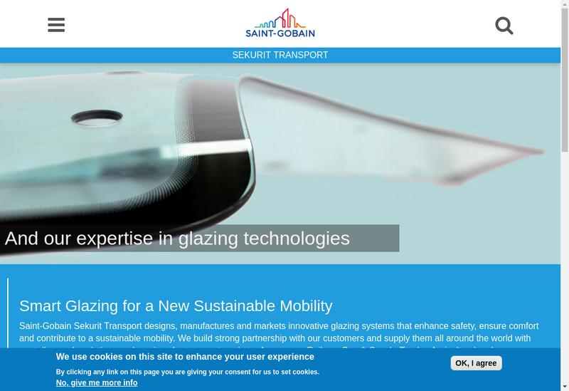 Capture d'écran du site de Sully Produits Speciaux