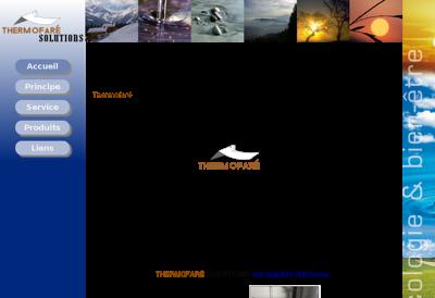Capture d'écran du site de Hotel le Saint Malo