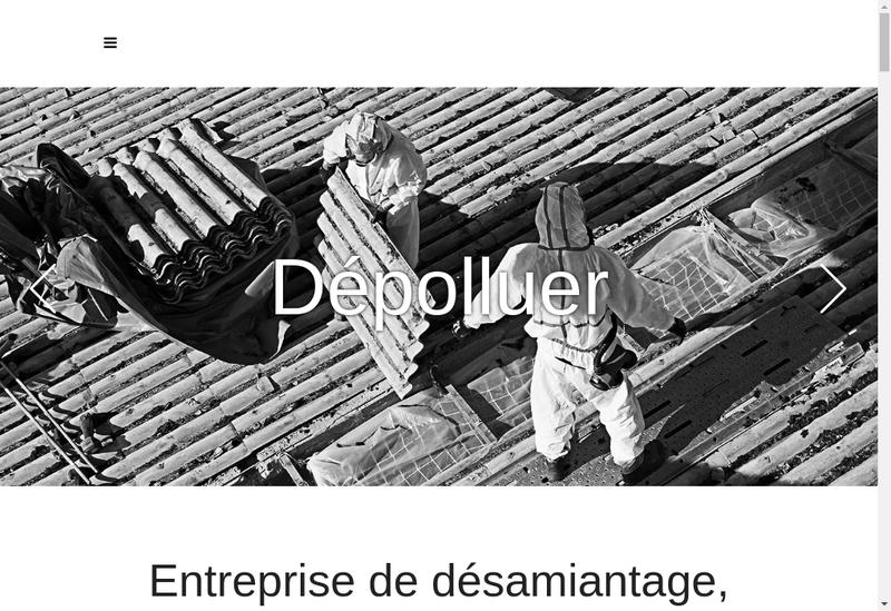 Capture d'écran du site de Etablissements Pelletier