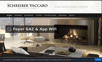 Site internet de Schreiber Vaccaro