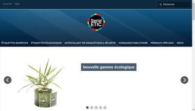 Capture d'écran du site de Idfpi