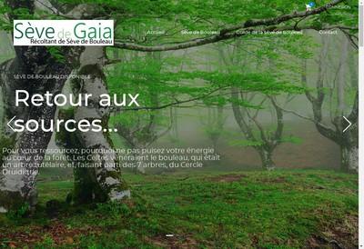 Site internet de AME Production