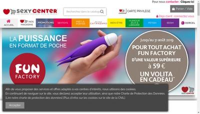Site internet de Sodix France