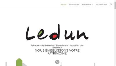 Site internet de SFP Ledun