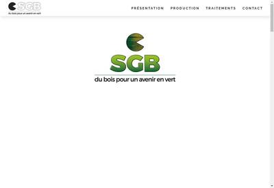 Site internet de Sgb Moulures