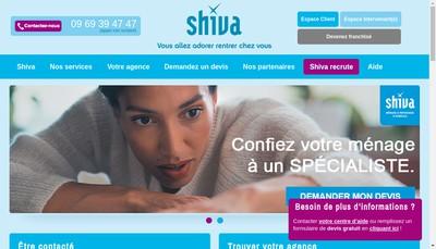 Site internet de Shiva