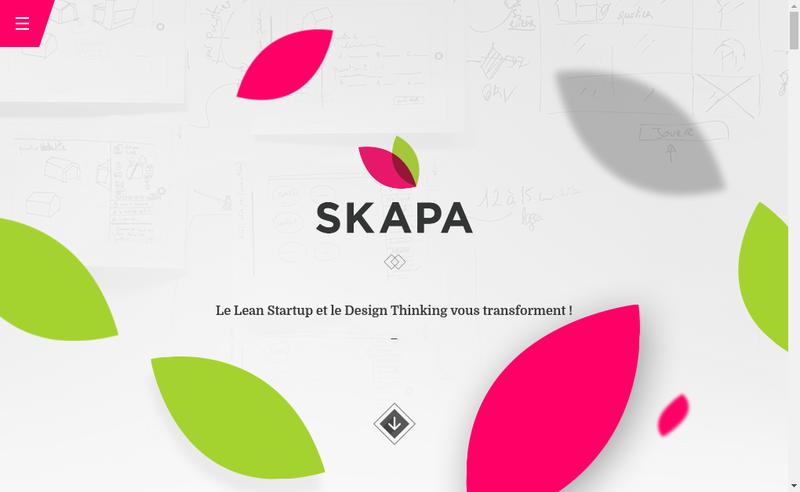 Site internet de Skapa