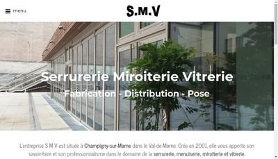 Site internet de SMV