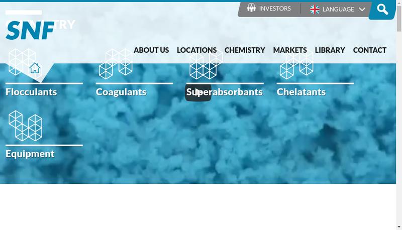 Site internet de SPCM SA