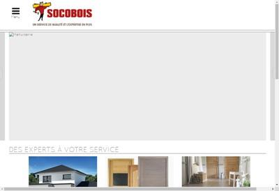 Site internet de Socobois