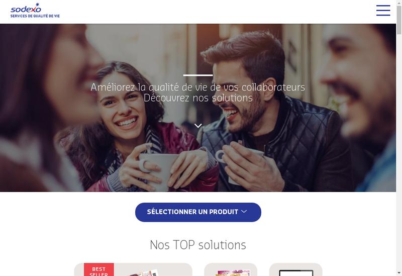 Capture d'écran du site de Chequerestaurant.fr Chequeslogisservi