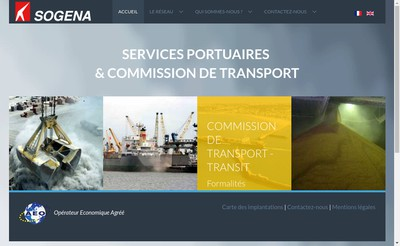 Site internet de Sogena