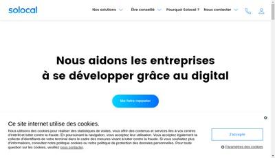 Site internet de Chelles Surdite