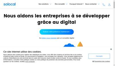 Site internet de Assurances Rattier Cotte