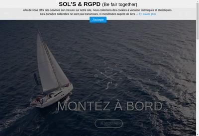 Site internet de Solo Invest