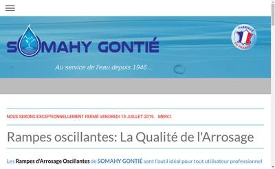 Site internet de Somahy-Gontie