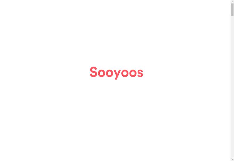 Site internet de Sooyoos