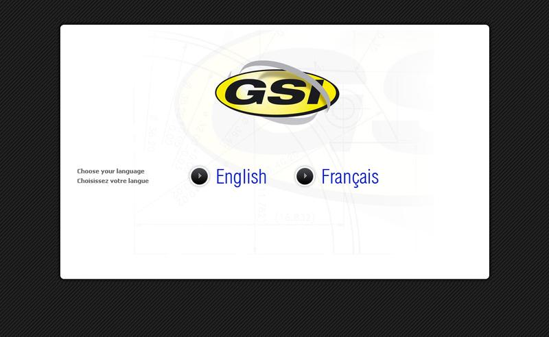 Site internet de Gsi