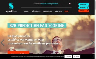 Site internet de Infotrade