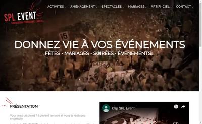 Site internet de Artificiel