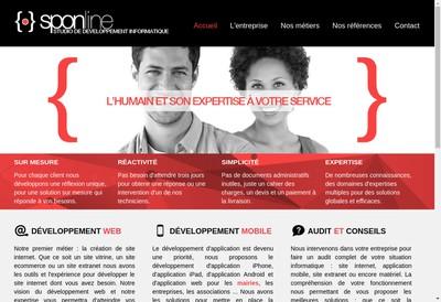 Site internet de Sponline