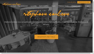 Site internet de Carbone 14