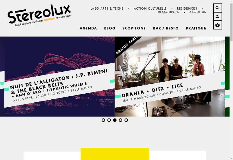 Capture d'écran du site de Mon Voisin