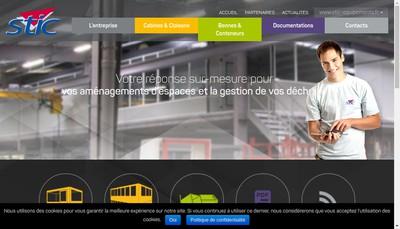 Site internet de Stic