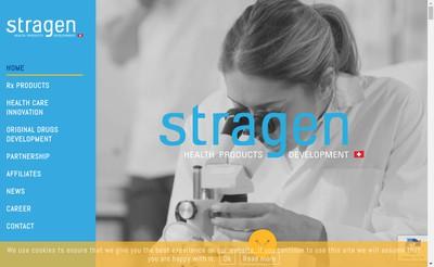 Site internet de Stragen-France