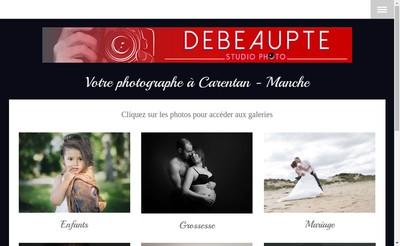 Site internet de SARL Studio de Beaupte