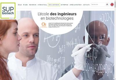 Site internet de ISBP
