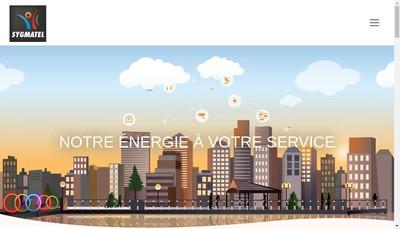 Site internet de Vaugeois Electronique