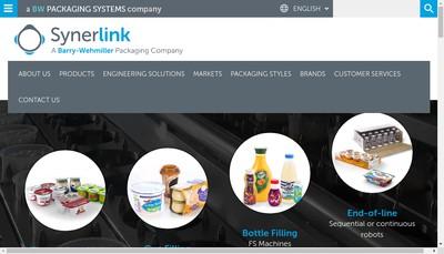 Site internet de Synerlinck