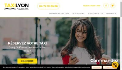 Site internet de Accueil Taxi-Radio