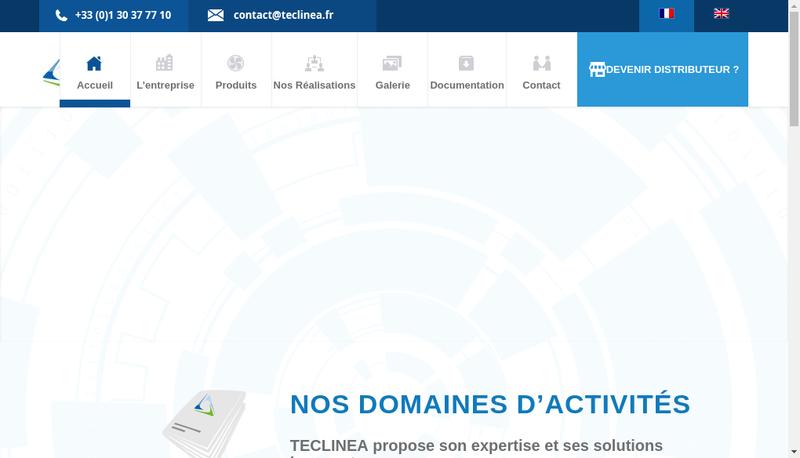 Capture d'écran du site de 4W.fr Gescom-4 W.fr Formation-4 W.fr
