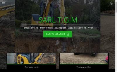 Site internet de Tgm