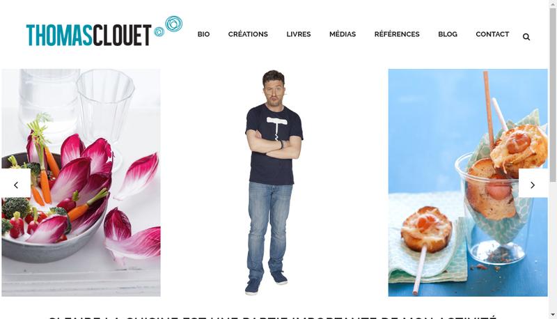 Capture d'écran du site de Thomas Clouet Conseils
