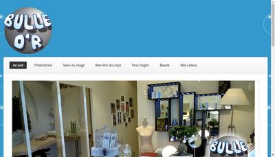 Site internet de Bulle d'R