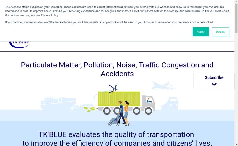 Capture d'écran du site de Etkba