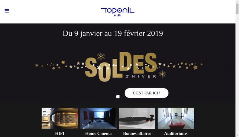 Capture d'écran du site de SARL Michel Onillon et Associes