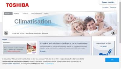 Site internet de Tfd SNC