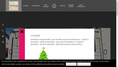 Site internet de Touchatou