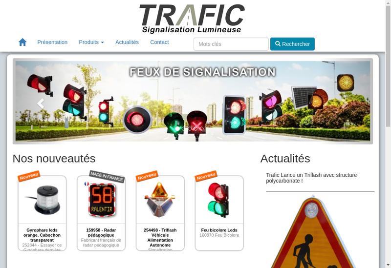 Capture d'écran du site de EA2P