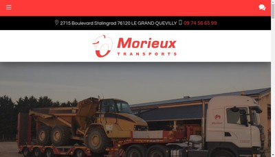 Site internet de Groupe de Societes Economiques et Transports